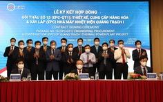 Triển khai gói thầu 1,3 tỉ USD của nhiệt điện Quảng Trạch 1