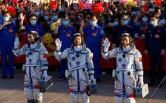 Trung Quốc tăng tốc giấc mơ Thiên Cung