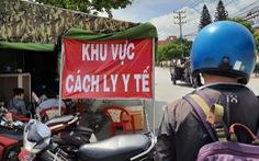 4 phường của TP Thủ Dầu Một giãn cách xã hội theo chỉ thị 16