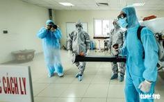 Phóng viên vi phạm phòng dịch bị giữ lại ở Bệnh viện điều trị COVID-19 Cần Giờ