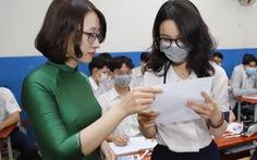 Sở GD-ĐT TP.HCM sẽ trình phương án thi tốt nghiệp THPT trước ngày 27-6