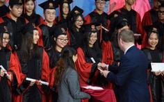 12 học sinh VAS nhận học bổng du học trị giá hơn 60 tỉ đồng