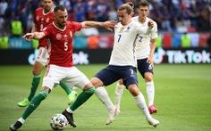 Hungary - Pháp (hiệp 1) 0-0: Tuyển Pháp bắt đầu gây sức ép