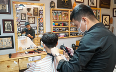 May đo, cắt tóc, gội đầu phải chịu thuế 7% từ năm 2015 chứ không phải từ 1-8