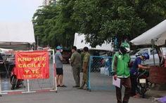 TP.HCM có 135 ca COVID-19 trong 24 giờ qua, trong đó 35 ca liên quan một chợ ở Bình Tân