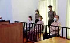 Bà Suu Kyi lại không rõ tung tích
