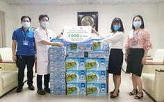 450.000 ly sữa yêu thương, tiếp sức cho tâm dịch vững vàng.