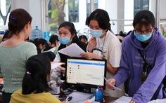 Nhiều đại học thay đổi hình thức nhận hồ sơ đăng ký xét tuyển