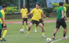 Cả đội tuyển Malaysia cùng đặt niềm tin vào 'tân binh' Dion Cools
