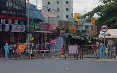 3 khu phố phong tỏa tại Bình Tân: Không ai đến nhà ai, không cho ai vào nhà mình