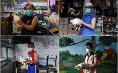 Tặng bò, gà, đất xây nhà... để người dân đi tiêm vắc xin