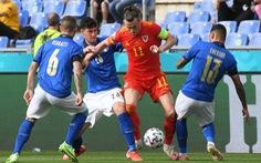 Ý - Xứ Wales (hiệp 1) 0-0 ; Thụy Sĩ - Thổ Nhĩ Kỳ (hiệp 1) 2-0