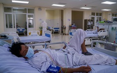 Thêm 2 người bệnh nền nặng qua đời liên quan COVID-19