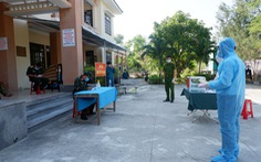 Quảng Nam: đề nghị thực hiện chỉ thị 19 một thị trấn, các xã giáp ranh Đà Nẵng