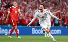 Đan Mạch lách qua khe cửa cực hẹp cùng Bỉ đi tiếp ở Euro 2020