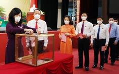 Chủ tịch HĐND và UBND tỉnh Bắc Ninh tái cử với số phiếu tuyệt đối