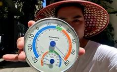 Nắng nóng 'kỷ lục tháng 8' ở miền Bắc và miền Trung tiếp tục trong những ngày tới