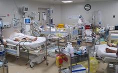 Việt Nam hiện có 185 bệnh nhân COVID-19 nặng, nguy kịch