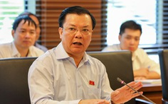 Bí thư Hà Nội: Phát phiếu đi chợ là cần thiết, cần nghiên cứu triển khai toàn TP