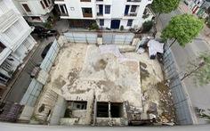 Vụ 'nhà phố 4 tầng hầm': Bộ Xây dựng yêu cầu Hà Nội báo cáo trước ngày 25-6