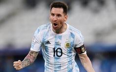 Messi đồng ý ở lại Barca và giảm lương