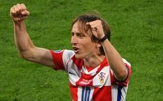 Xếp hạng bảng D Euro 2020: Modric và các đồng đội vượt khó