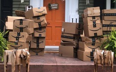Kho hàng Amazon tiêu hủy hàng triệu mặt hàng mỗi năm, kể cả iPad