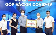 Nhãn hàng Attack ủng hộ hơn 180 triệu đồng 'góp vắc xin COVID-19'
