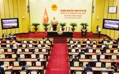 Hà Nội điều chỉnh lịch họp HĐND TP, chuyển sang chất vấn bằng văn bản