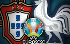 Lịch thi đấu Euro 2020: 'Tâm điểm' Bồ Đào Nha - Pháp, Slovakia - Tây Ban Nha