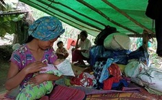 Liên Hiệp Quốc nói khoảng 230.000 người Myanmar phải tị nạn vì bạo lực kéo dài