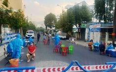 Nha Trang phong tỏa các nơi liên quan chủ quán cơm ở Phú Yên