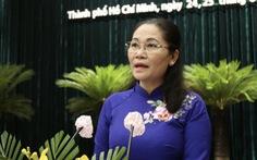 Bà Nguyễn Thị Lệ tái đắc cử chủ tịch HĐND TP.HCM nhiệm kỳ 2021-2026
