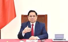 Thủ tướng Phạm Minh Chính đề nghị WHO hỗ trợ Việt Nam sản xuất vắc xin COVID-19