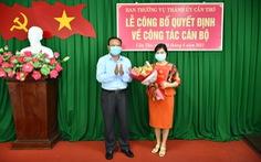 Điều động giám đốc Sở GD-ĐT Cần Thơ làm phó Ban tuyên giáo Thành ủy