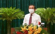 Bí thư Thành ủy TP.HCM: 'Cố gắng tối đa không để người lao động lâm vào khó khăn cùng cực'