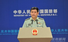 Trung Quốc nói Đài Loan độc lập đồng nghĩa với chiến tranh