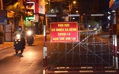 Điều chỉnh giao thông các tuyến đường khu vực phong tỏa ở huyện Hóc Môn
