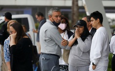 Mỹ chạy đua với thời gian cứu các nạn nhân vụ sập chung cư ở Miami