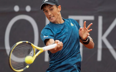 Tay vợt gốc Việt loại tay vợt số 1 Trung Quốc ở Wimbledon
