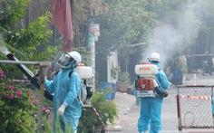 'Biệt đội' khử khuẩn diệt COVID-19 ở Sài Gòn