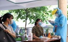 Xét nghiệm COVID-19 gần 13.000 thí sinh thi tốt nghiệp THPT ở Đà Nẵng