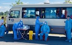 Nghệ An giám sát y tế chặt hơn 2.200 công nhân từ Bắc Giang về