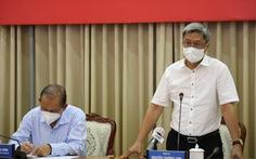 Thứ trưởng Nguyễn Trường Sơn: TP.HCM nên tính đến cho F1 cách ly tại nhà nếu đủ điều kiện