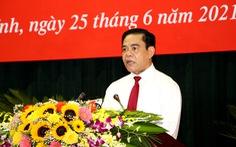 Ông Võ Trọng Hải tiếp tục được bầu làm chủ tịch UBND tỉnh Hà Tĩnh