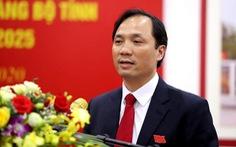 Ông Hoàng Trung Dũng tái đắc cử chủ tịch HĐND tỉnh Hà Tĩnh