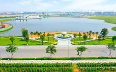 Trải nghiệm mảng xanh vượt trội tại Van Phuc City