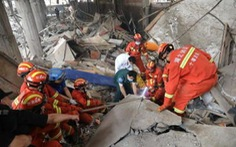 Cháy trung tâm võ thuật Trung Quốc, hơn 30 thương vong
