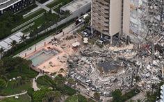 Tòa nhà 12 tầng bị sập ở Mỹ đã bị lún nhiều năm