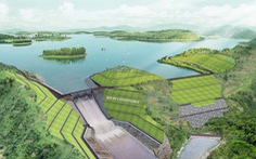Tập đoàn Phong-sub-thạ-vy và EVN hợp tác phát triển nhiều dự án điện tại Lào